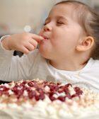 torta infantil de cumpleaños