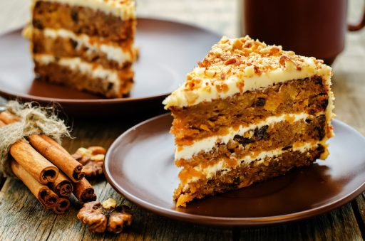 Torta de Zanahoría